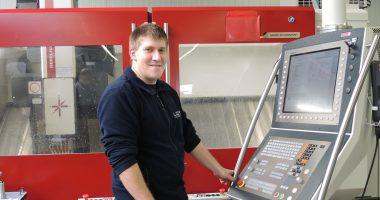 CNC-Zerspanungsmechaniker - Fachrichtung Frästechnik (m/w) für CNC Bearbeitungszentren Hedelius C 50 und Hermle C 400 (5-Achsen)